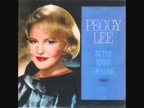 Peggy Lee - Senza Fine