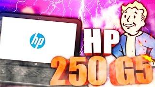 РОЗПАКУВАННЯ НОУТБУКА HP 250 G5 (Z2X73ES) Black