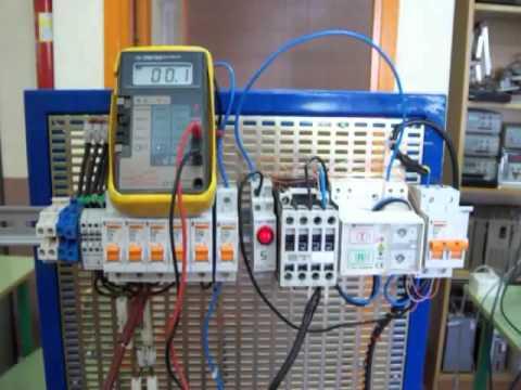 Diferencial de rearme autom tico en instalaciones for Diferencial rearme automatico