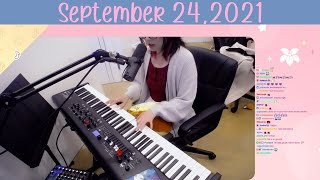[2021/09/24] playing piano til i have to go