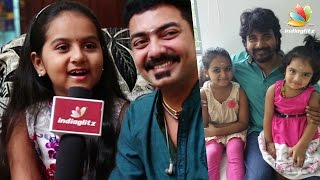 I want to act with Sivakarthikeyan Uncle :  Pooja Interview | Kalyanam Mudhal Kadhal Varai Interview thumbnail