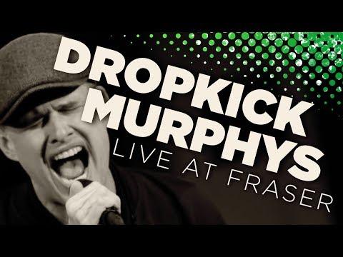 Front Row Boston  Dropkick Murphys – Live In Studio Full Set