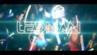 ROBOT LED LEDMAN-FIESTA DE EGRESADOS-LATINOXL