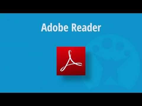 Tutorial sobre Adobe Reader XI completo