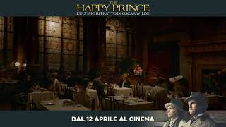 Colin Morgan in The Happy Prince - Lunch clip with new scenes