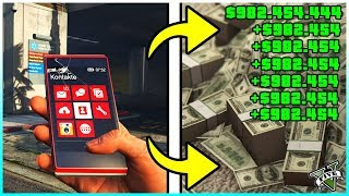 💰 SOLO Jede 5 Minuten 1 MILLIONEN bekommen! 😱 Unlimited MONEY GLITCH in GTA 5 Online! 💰