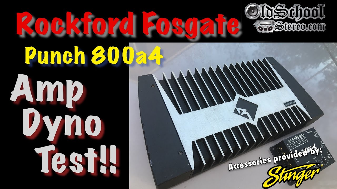 maxresdefault 1999 rockford fosgate punch 800a4 amp dyno test youtube rockford fosgate punch 800a2 wiring diagram at bakdesigns.co