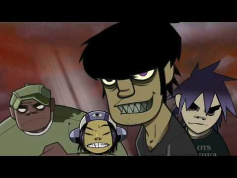 Gorillaz: Re-Hash (Stems + Download Link)