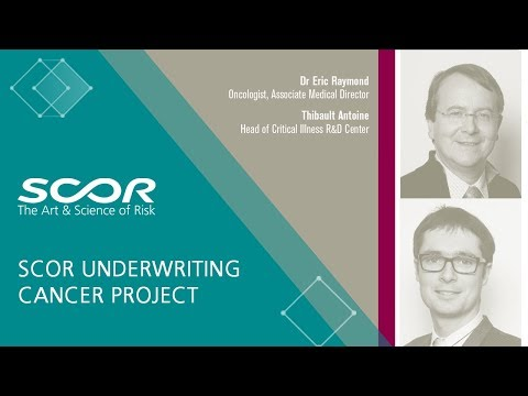 SCOR underwriting Cancer Project