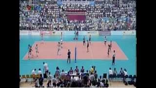 Vietnam vs Shandong Set 5 (Bán kết/Semifinal) - VTV Cup 2013