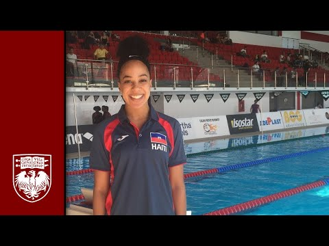 UChicago Olympian discusses her approach to swimming