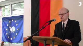 Grimoni: Wahrheit und Dialog - Schlüssel zur Verständigung, Tag der Heimat BdV Viersen 2011
