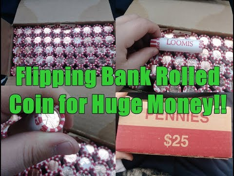 Coin Roll Hunter Flips New $25 Bank Box of 2018 Lincoln Shield Cents for $515!!  Crazy ROI!!