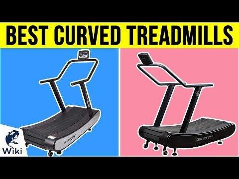 5 Best Curved Treadmills 2019