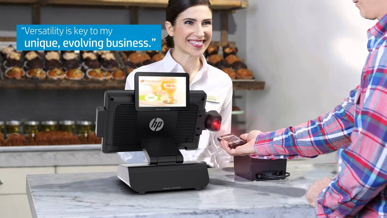 Hp Rp2 Retail System Youtube