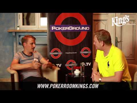 Interviews with Philipp Gruissem at King's Casino // Celebrity Cash Kings