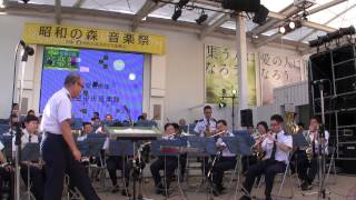 Played by the Japan Air Self-Defense Force Central Band. On October...