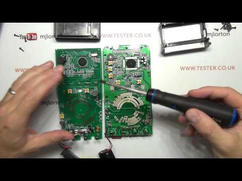 Review: Part 2 - Vichy VC97 vs Victor V97 Multimeter