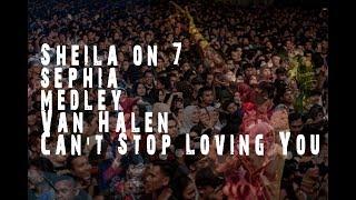Sephia - Sheila On 7 ( Live Di Bandara Lama Kota Jambi )