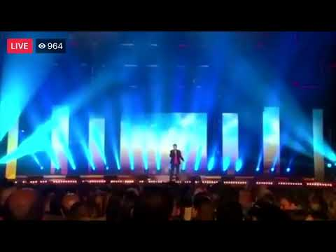 LIVE ISRAEL CALLING 2018: Vanja Radonovic - Inje (Montenegro Eurovision 2018)