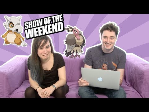Show of the Weekend: Pokémon Ultra Sun and Ultra Moon and the Ultra Creepy Pokédex Quiz!
