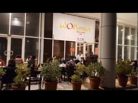 Wokman Dubai | Chinese Restaurant | Thai Restaurant | Sushi