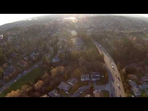 Aerial Tour of Saanich, BC by UAV