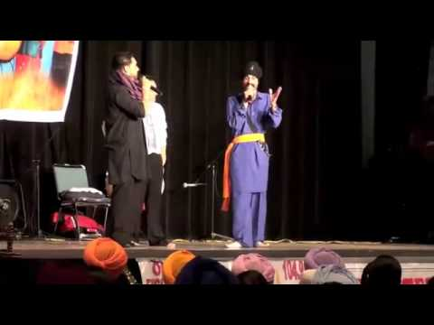Dallas Visakhi Stage Drama on Drugs and Babbe