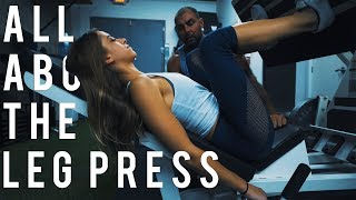All About the Leg Press with Bret Contreras