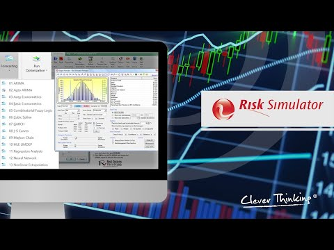 Risk Simulator Video 06- Time Series and Forecasting Analysis