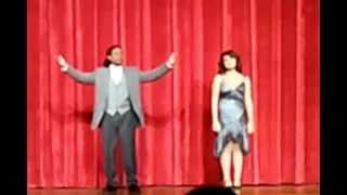 "Vanessa Pazmino and Richard Lugo in H2$ ""Love from a heart of gold""/Overture scene"