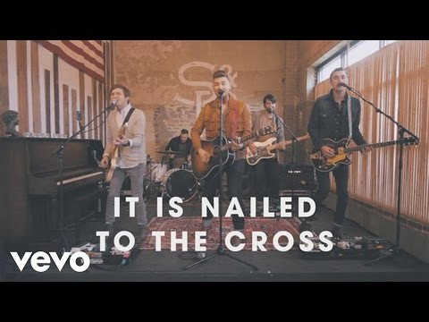 Rush of Fools - Nailed to the Cross (Official Lyric Video)