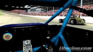 iRacing Sprint Cars - Battle at Iowa