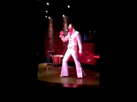 Elvis @ G Casino Newcastle