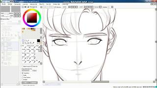 cara membuat webtoon part 1 ala zhang pitcher