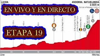 Etapa 19 Vuelta a España 2018 en vivo y en directo 14/09/2018 | 🚴 ONLY AUDIO E INFORMACION 🚴