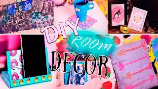 Diy: Room Decor/tumblr Inspired/cheap&easy|Декор комнатыfosssaaa