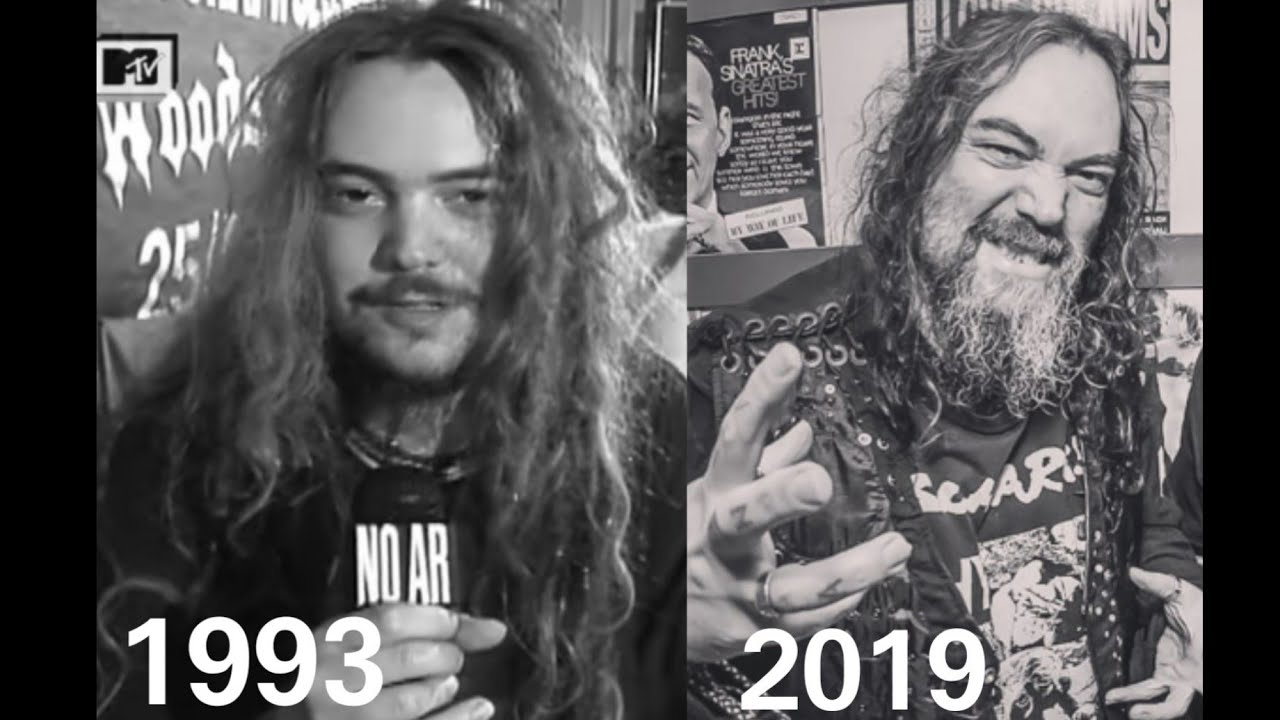 Sepultura: Max Cavalera - Refuse/Resist Vocal change (1993-2019)
