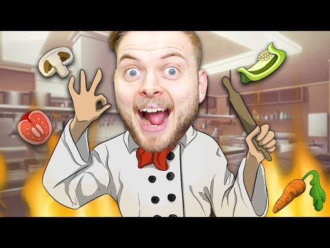 IS THIS THE BEST COOKING SIMULATOR?!