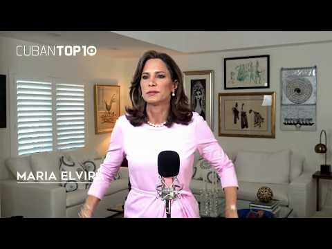 CLOSE INTERVIEW WITH MARIA ELVIRA SALAZAR - Republican Candidate for US Congress Florida District 27