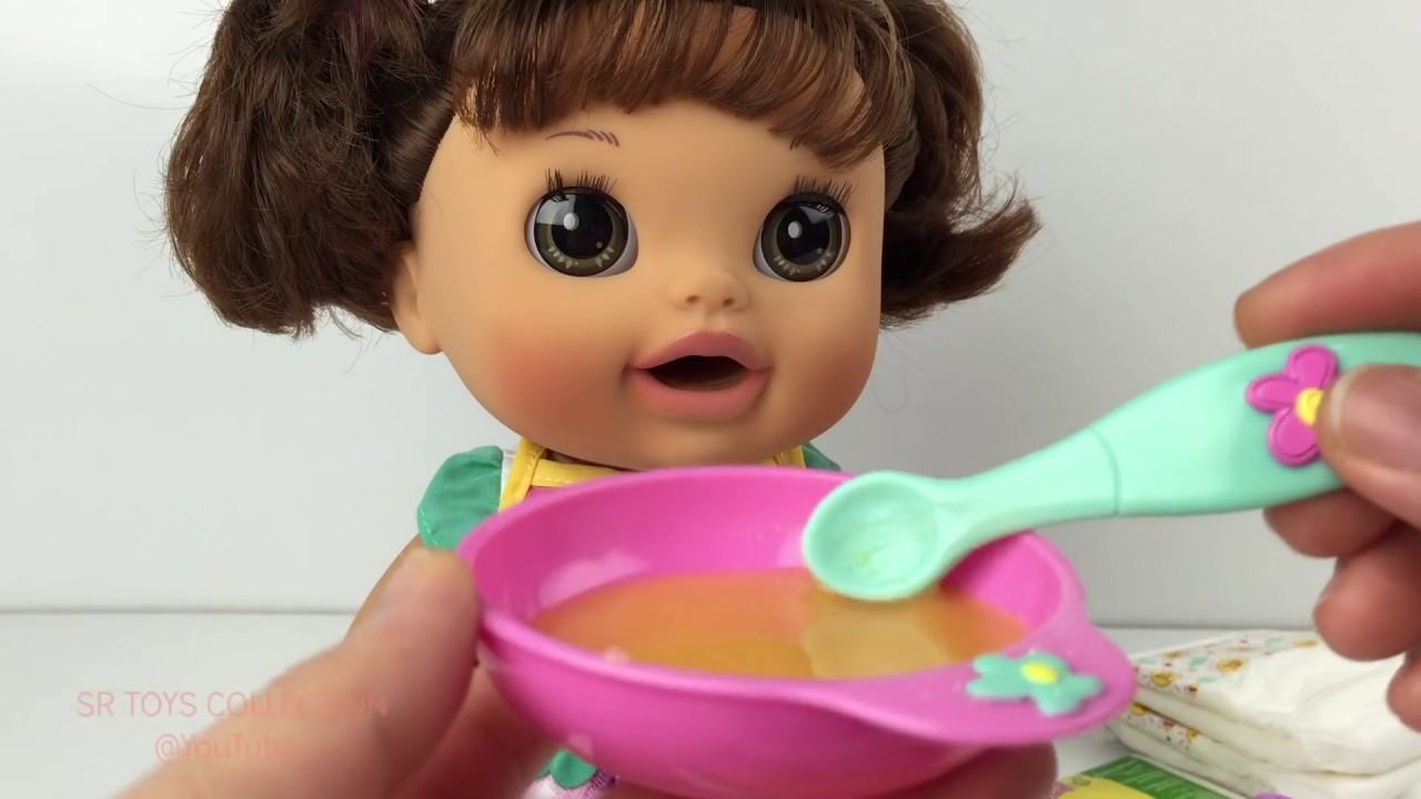 Baby Alive Doll Toys Play