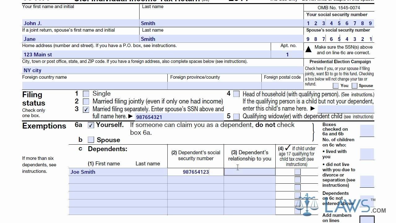 Irs Form 9465 Peopledavidjoel