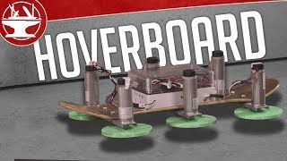 Making a HOVERBOARD with Hackerlabs!!!
