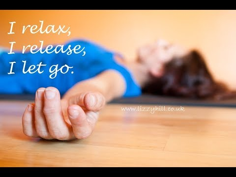 Yoga Nidra 20 Minute Guided Meditation