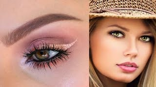 Easy Beautiful Makeup Tutorial Compilation Videos For Beginners |part-3