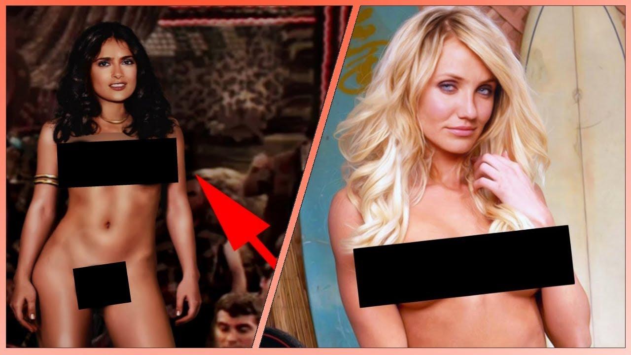 Голливудские знаменитости что снимались в порно 10