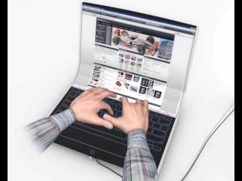 Future Design Laptop ROLLTOP (Being Developed)