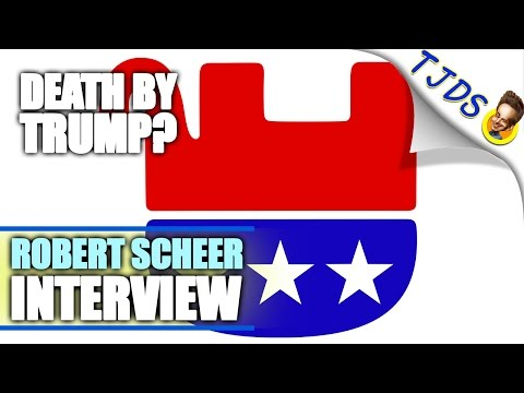 Why Trump Might Be Better For Our Future Than Hillary  | Robert Scheer Interview
