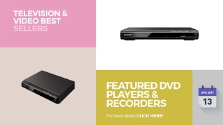 Featured Dvd Players & Recorders Television & Video Best Sellers