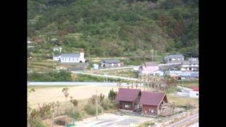 上五島の古いお話。親孝行の息子のお話「孝行滝」のお話です。
